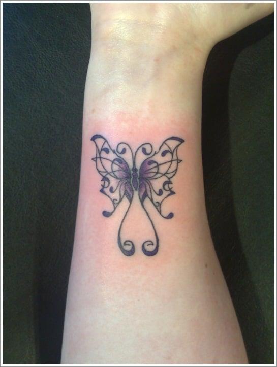 url butterfly
