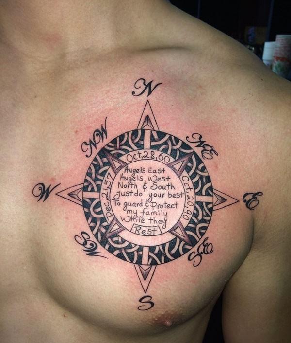 15230916-compass-tattoos