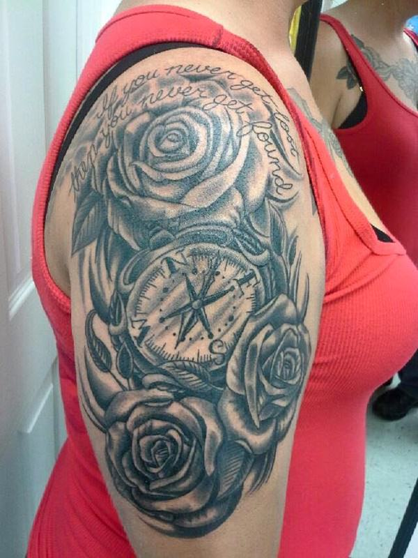 30230916-compass-tattoos