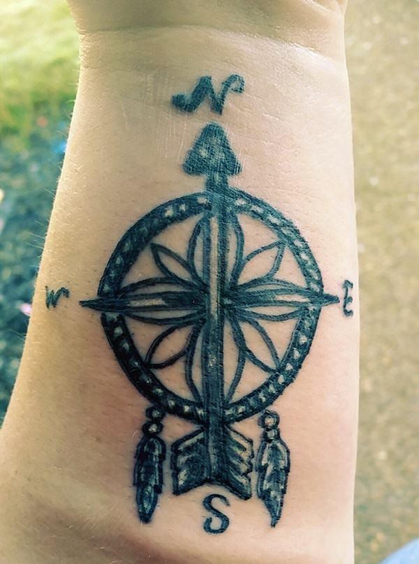 58230916-compass-tattoos