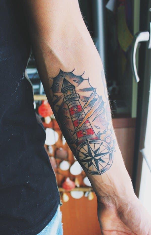 59230916-compass-tattoos