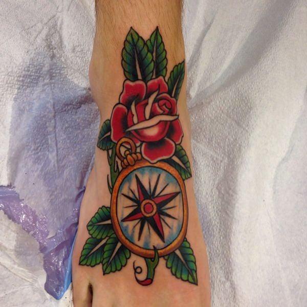 60230916-compass-tattoos