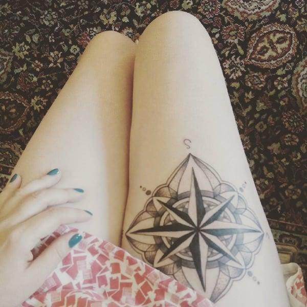 62230916-compass-tattoos
