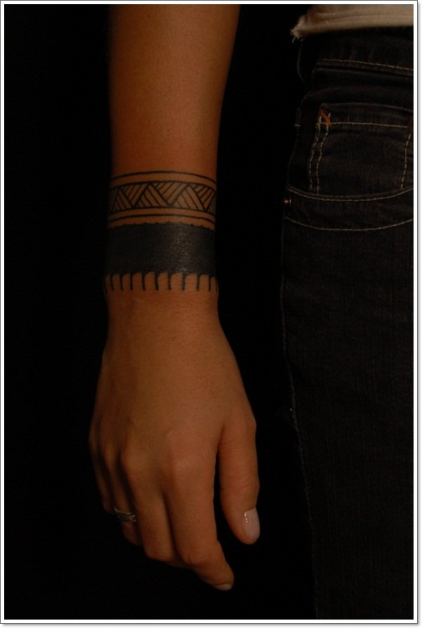35 most popular armband tattoo designs. Black Bedroom Furniture Sets. Home Design Ideas