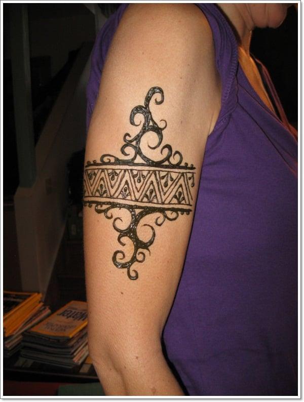 35 most popular armband tattoo designs. Black Bedroom Furniture Sets. Home Design Ideas