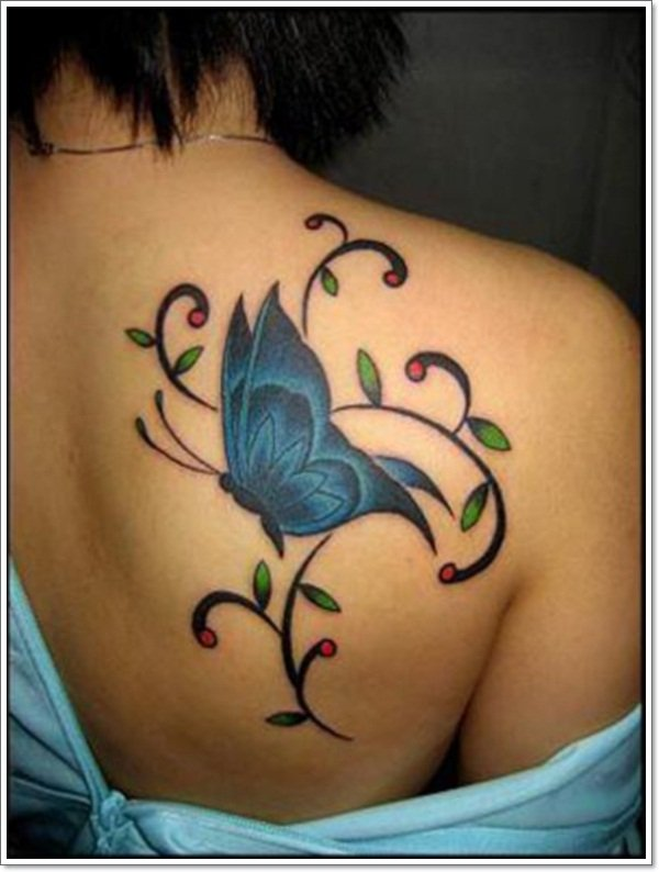 back-tattoo-butterfly