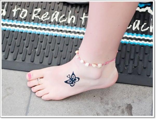 butterfly_tattoo design