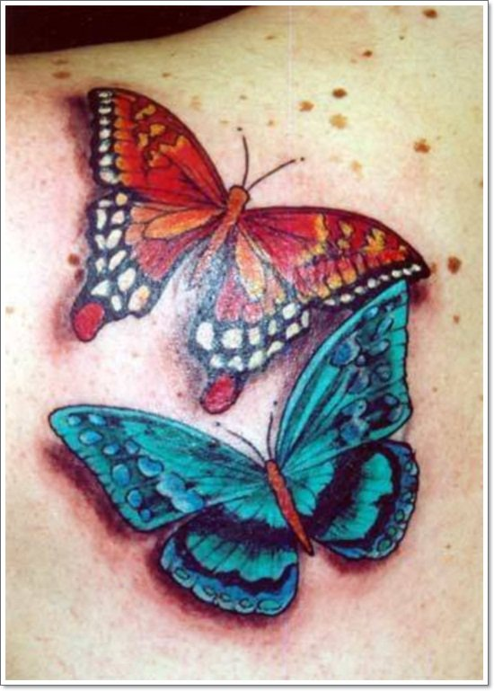 -tattoo-designs-7-back-shoulder-left-butterfly-tattoos