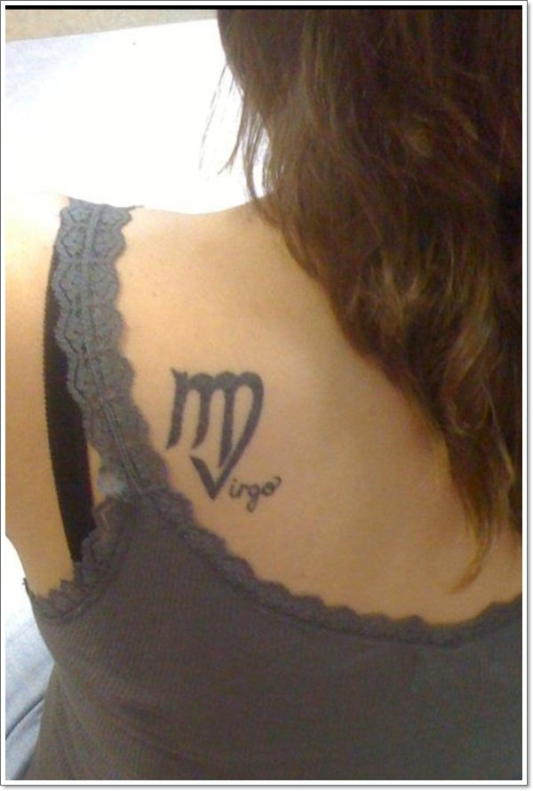 virgo tattoo zo