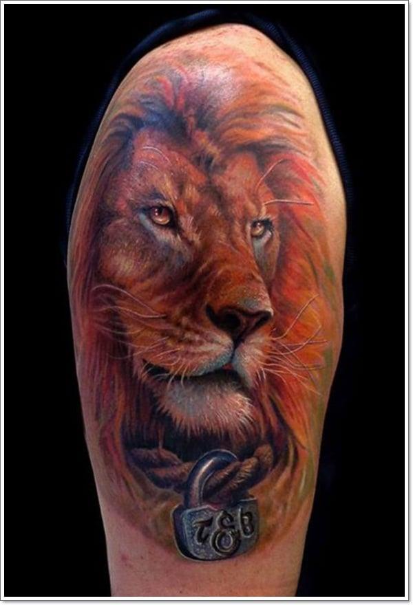 18-Lion-tattoo