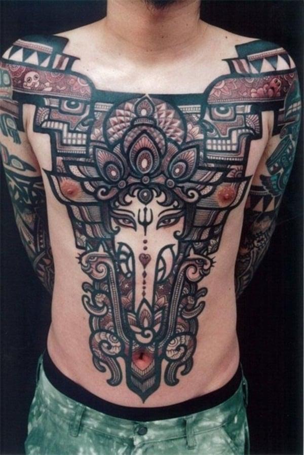Chest-Tattoo-Designs-For-Men 66