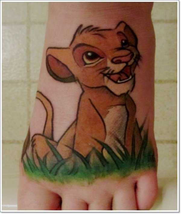 King_Lion_Tattoo