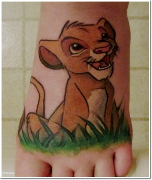 King_Lion_Tattoo