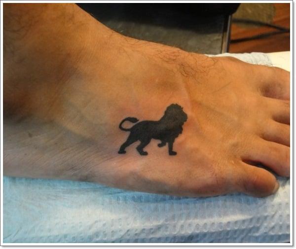Lion-Tattoo
