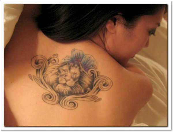 Lion-Tattoos-For-Women-Designs
