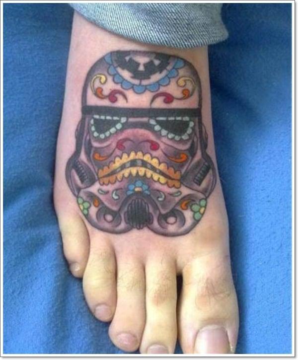 Star-Wars-Stormtrooper-Mexican-Sugar-Skull-Tattoo