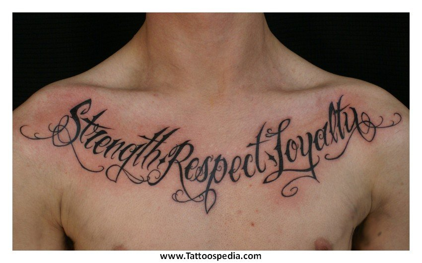 45 Fascinating Chest Tattoos For Males