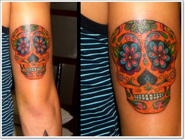 mexican-sugar-skull-tattoo