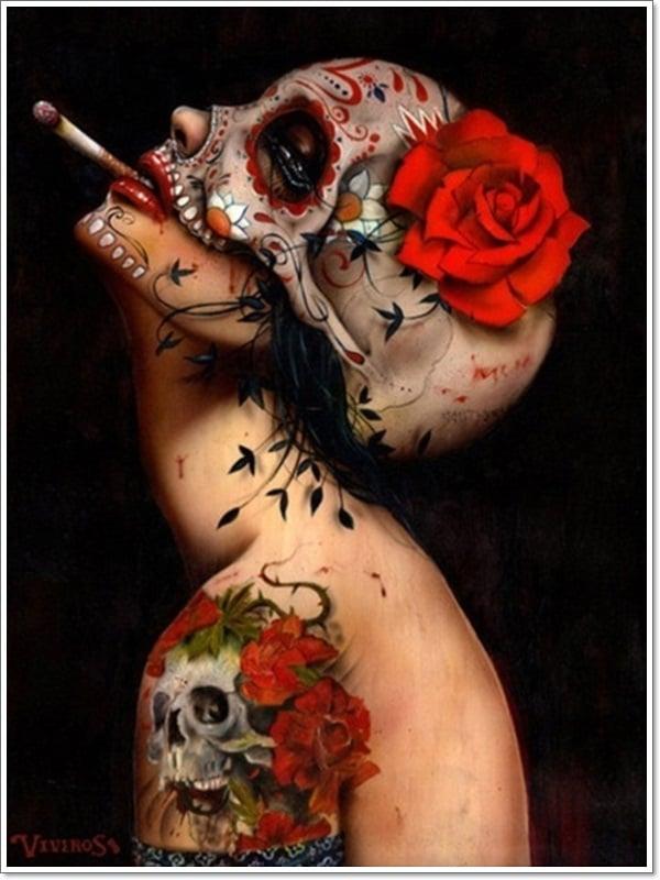 mexican-tattoo-design ideas