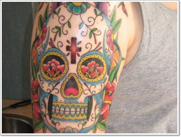 muertos-mexican-skull