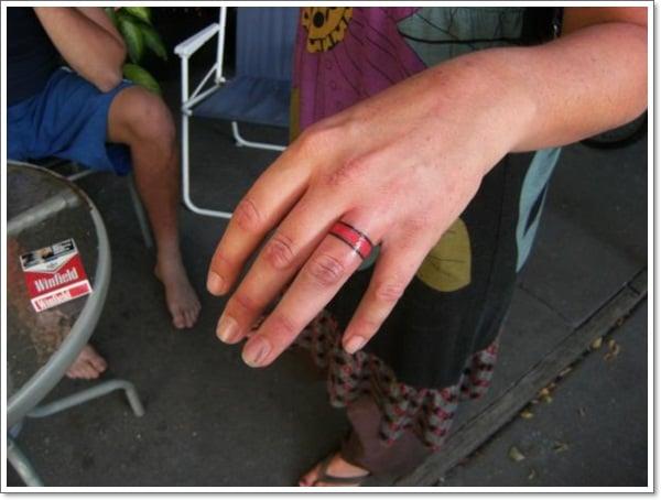 wedding ring tattoos 10