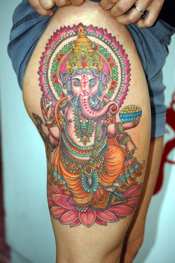 41-thigh tattoos