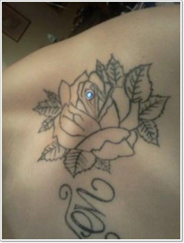 collarbone tattoos 5