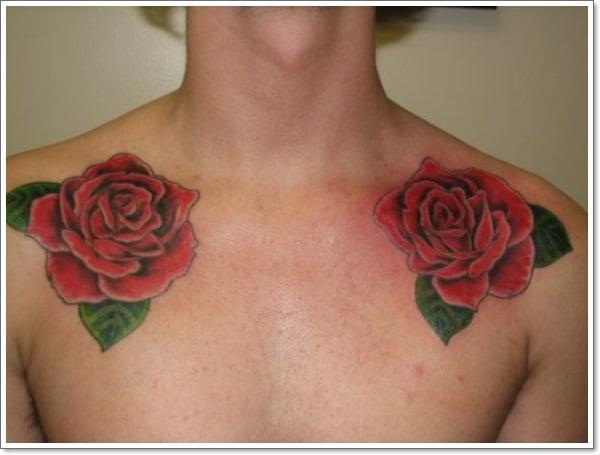 Rose collarbone