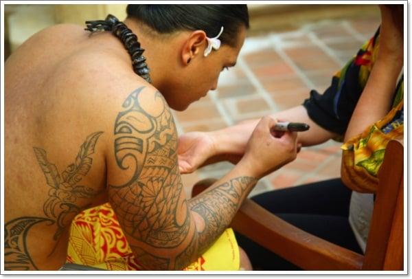 Polynesian Tattoos 77