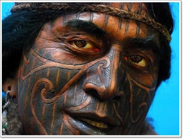 Polynesian Tattoos ancient