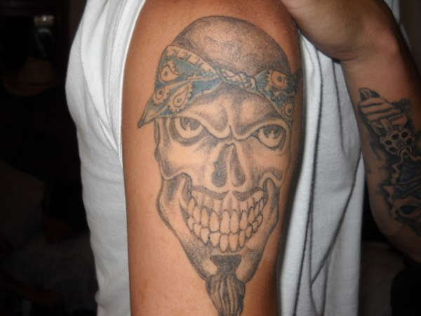 gangsta-skull-tattoo-89684