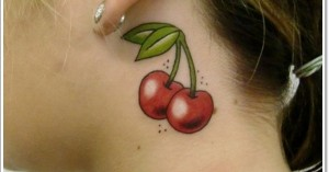 Cherry Tattoos 4