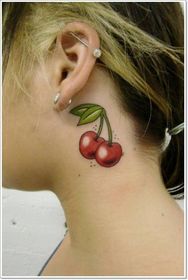 Cherry Tattoos 4