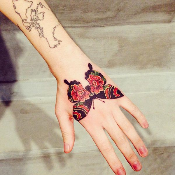 Butterfly tattoos-52