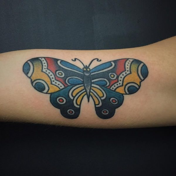 Butterfly tattoos-54