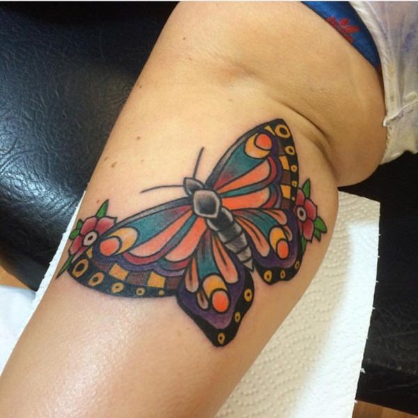Butterfly tattoos-55
