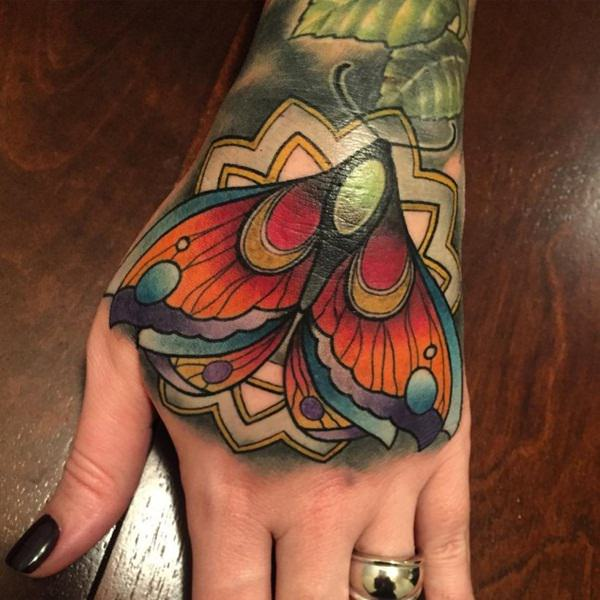 Butterfly tattoos-56