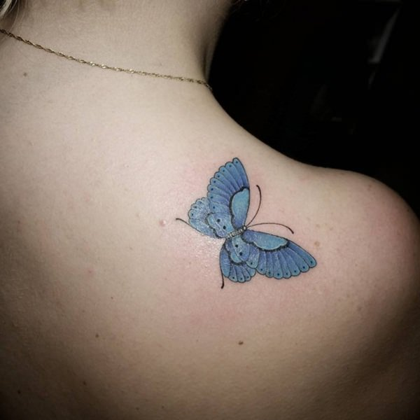 95 Gorgeous Butterfly Tattoos The Beauty And Significance