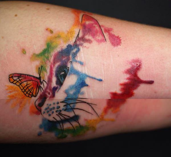 Butterfly tattoos-66