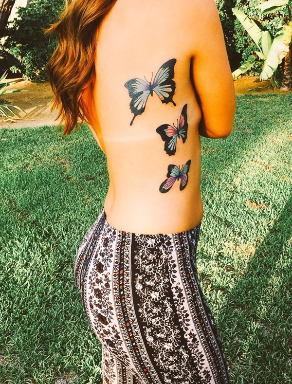 Butterfly tattoos-73