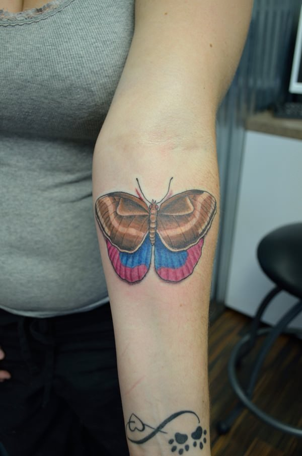 Butterfly tattoos-74