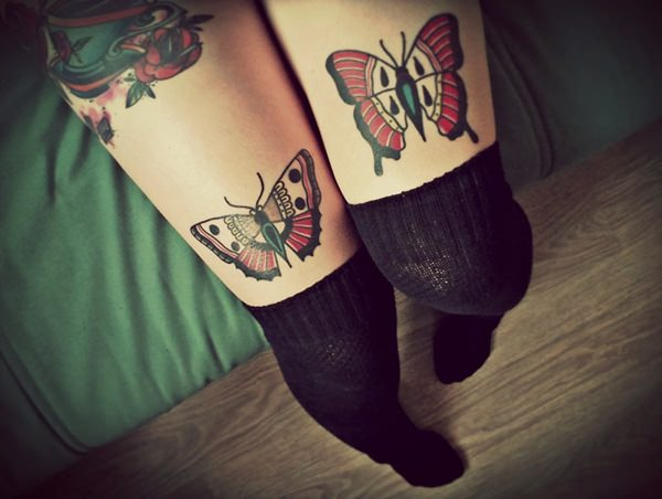 butterfly - Tattoos-81