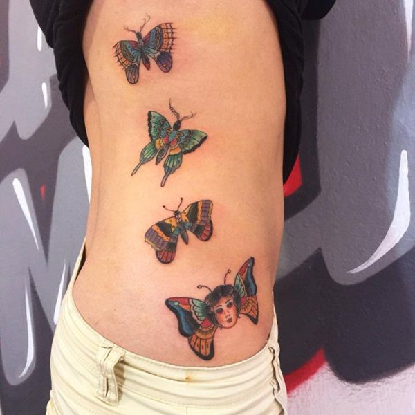 Butterfly tattoos-87