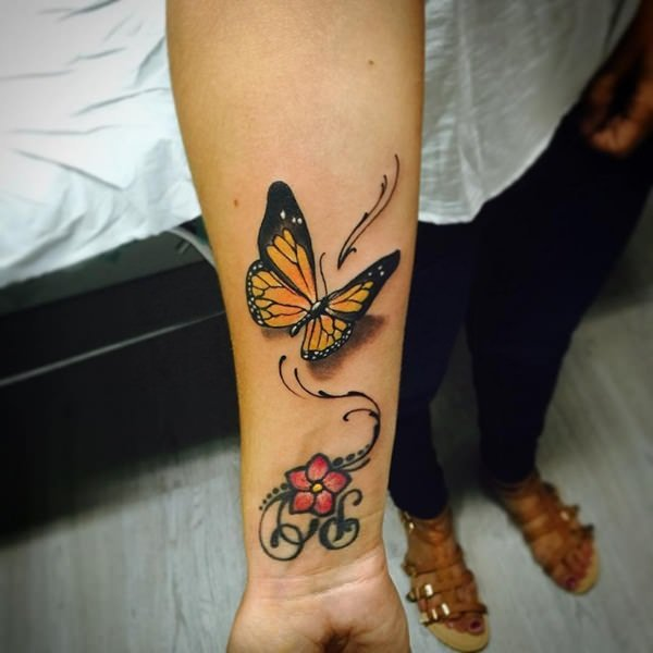 Butterfly tattoos-98