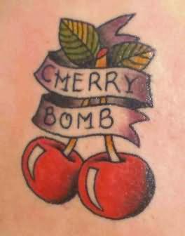 cherry-bomb-cherry-tattoo