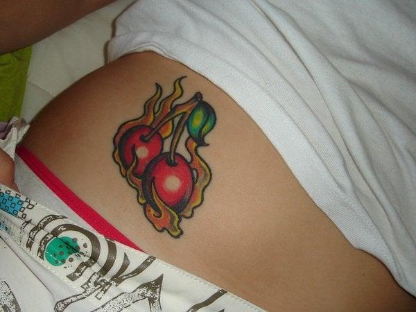 cherry-tattoo-7
