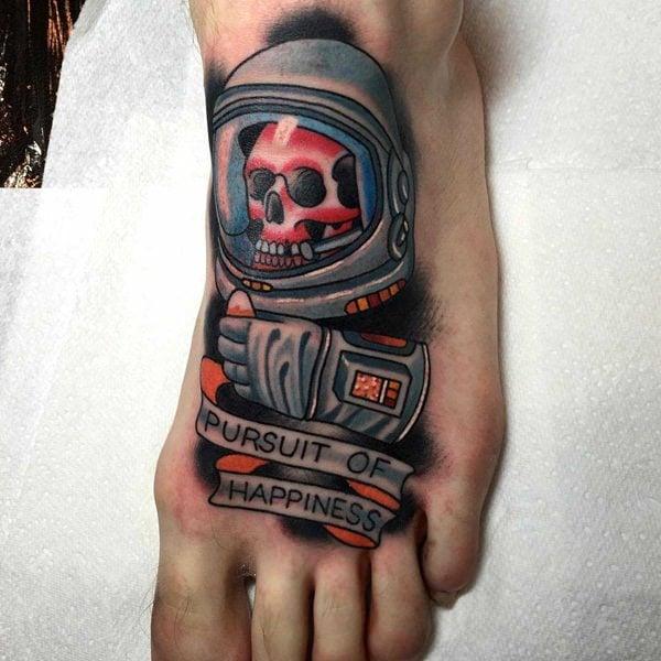 10 Skull Tattoos