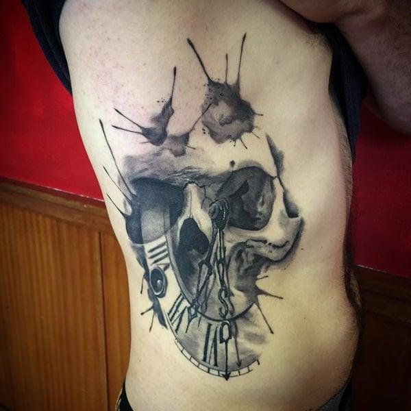 23 Skull Tattoos