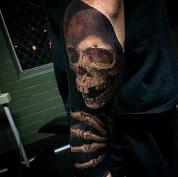 26 Skull Tattoos