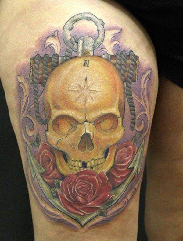28 skull tattoos